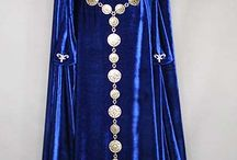 Medieval Fantasy Gown / Costumes