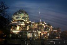 The Art of Attentivess - Londra / Un grande progetto di Swiss dedicato all'attenzione tra le persone, con una serie di spettacolari installazioni luminose nelle principali città europee.