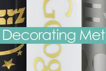 Decorating Methods