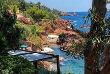Clichés & confidences - Snapshots & confidences / Immersion dans l'intimité du Tiara Miramar Beach Hôtel & Spa sur la Côte d'Azur - Enjoyt the intimate atmosphere of Tiara Miramar Beach Hotel & Spa on the French Riviera