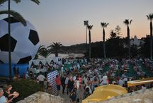 World Cup 2014 / The 2014 World Cup event was bigger and better than ever before at the Clube Praia da Oura, the flagship hotel of MGM Muthu Hotels.