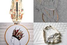My best treasury ETSY!