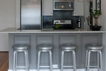 Kitchen remodel / by Michelle Ruggia