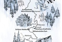 Brothers Grimm Fairy Tales / The Grimm Fairy Tales / by JUDY KUNDERT