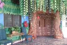 Dagis dekoration