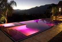 Awesome pools / What a great way to cool down and float around