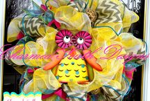Wreaths / by Viviana