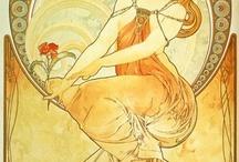 Graphic Design (Art Nouveau)