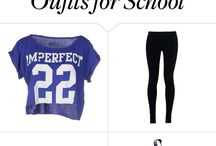 D.I.Y.S clothes for school