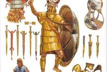 mycenea warrior