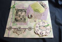 Scrapbook pages / Keeping that special memory