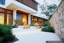 Garden sandstone