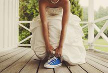 Something Blue / Ideas for 'something blue' on your wedding day