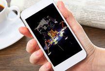 Curiosidades / ¿Sabías que tu smartphone tiene mas poder de cómputo que la tecnología que llevó al hombre a la luna en el Apollo XI?