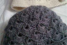 crochet & knitted hats
