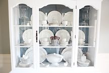 China cabinet display