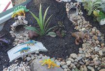 Montessori play garden