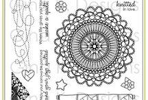 Cards - Nana's Needlework, Gina K
