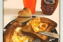 {Deliciousness: Breakfast} / by Caroline Johnston