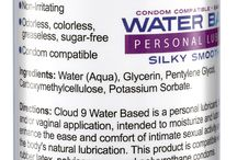 Cloud 9 Novelties Paraben Free Water Based Personal Lubricant 4 Ounce FDA Registered Made in the USA