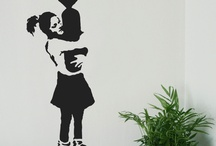 Banksy / Everthing to do with Banksy!