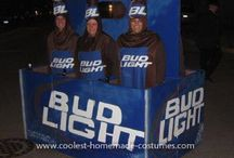 budlight costume