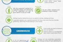 Green Living / by Bay Federal Credit Union