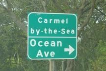 Carmel-By-The-Sea / by Pat Zardi