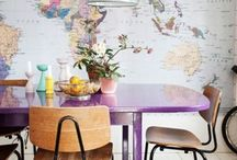 Dining room  / by Chelsey Hill