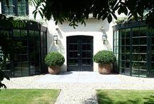 Villa tuinen / Villa tuinen die zijn gerealiseerd door Rodenburg tuinen