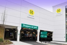 Morrisons car park / Supermarket group Morrisons needed to maximise car parking spaces at the confined site adjacent to their new 5,000m2 store less than 75 metres from the busy Five Ways roundabout in Edgbaston, Birmingham.  Main contractor ISG appointed PCE to be responsible for the design, procurement and construction of the suspended first and second floor car park structure including ramps, parapet walls, lift and stair towers providing 330 car parking places adjacent to the new store.
