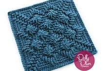 Granny Squares and Crochet Blankets
