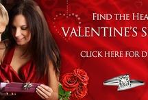 Van Scoy Diamonds Valentine's Day Specials / Visit Van Scoy Diamonds in Greensboro, NC for Valentine's Day Holiday Specials & all your Bridal Needs! http://www.vanscoydiamonds.com/