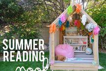 Summer backyard fun