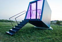 micro house/ cabins