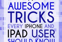 iPhone / iPad tricks