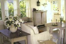 Family Room  / by Marcy @ ANTIQUECHASE
