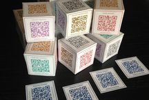 World of ''Qr codes;;