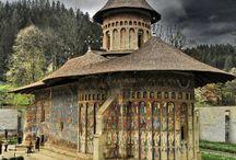 BISERICILE SI MANASTIRILE DIN ROMANIA