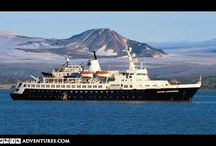 Canadian Cruises and Boat Tours / Small ship cruises and boat tours in and around Canada.