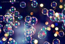 Bubbles / Bubbles everywhere!!