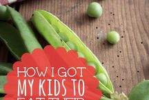 Kids and Food / by Baby's Brilliant
