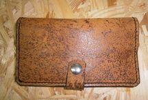 Porta tabacco - Port Tobacco Leather / handmade