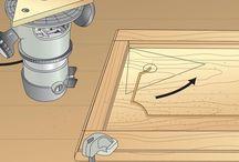 fresar madera