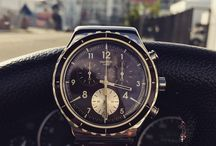Gran Turismo / Grab your keys, grab your gloves, hop into the driver's seat. It's time to travel in luxury to the destination of your dreams. Take the Gran Turismo tour of your life: you and your imagination at the wheel of a lean, mean style machine. http://swat.ch/Gran_Turismo_ / by Swatch