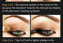 Smokey eye makeup tutorial xx / How to do a simple smokey eye make up tutorial