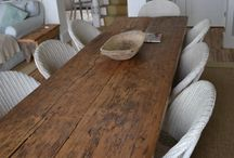 Farm table / by Jill Kelly