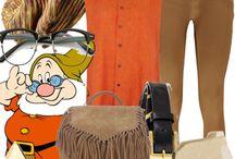 Seven Dwarfs Costumes