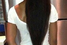 ♥Healthy Hair♥ / God please give me the wisdom to grow my natural hair to my waist.