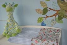 babyartikelen / Vrolijke spullen om de babykamer mee aan te kleden. www.lottesbaby.nl